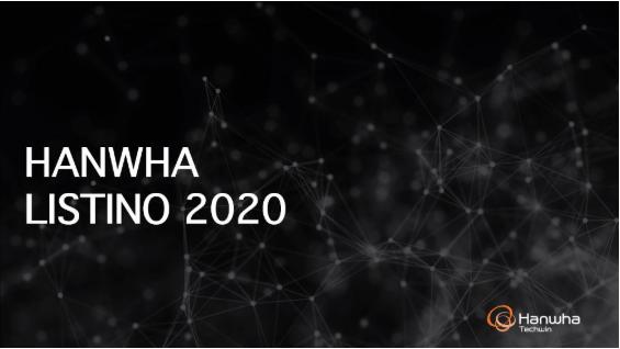 Hanwha – Nuovo Listino Wisenet CCTV GIUGNO 2020, now available !