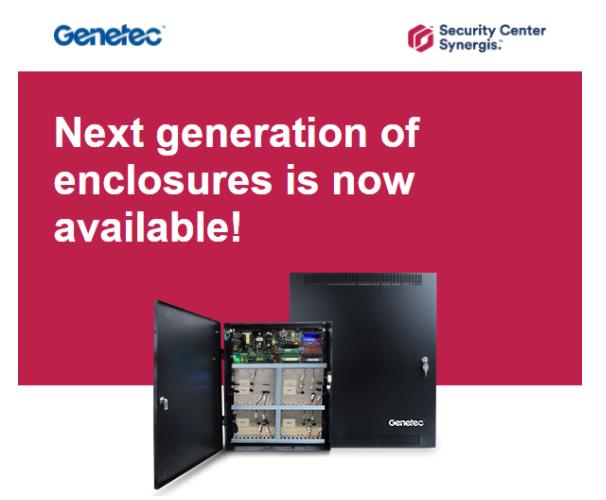 La nuova generazione di contenitori Synergis è ora disponibile!
