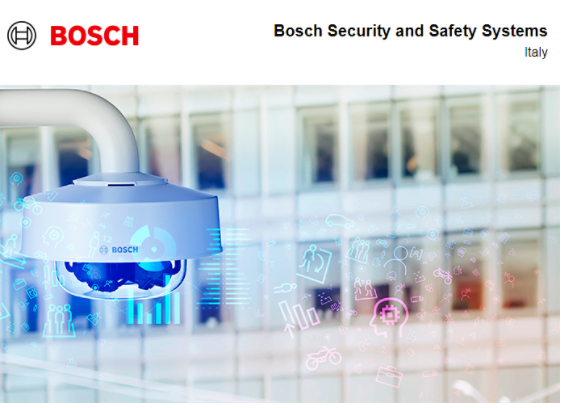 "Bosch presenta ""The Power to Predict"" – Iscriviti al webinar"